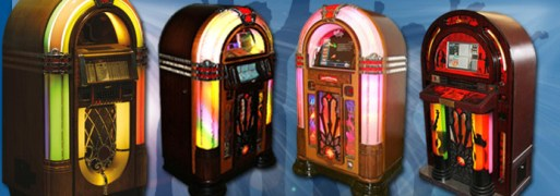 Midlands, South West London Central Jukebox Hire